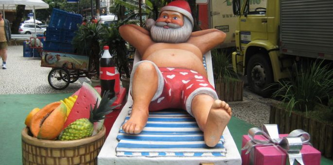 A Juxtaposition of Traditions – Christmas in Brazil