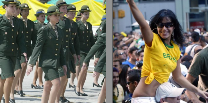 Brazilian Independence Day – Then & Now, Here & There