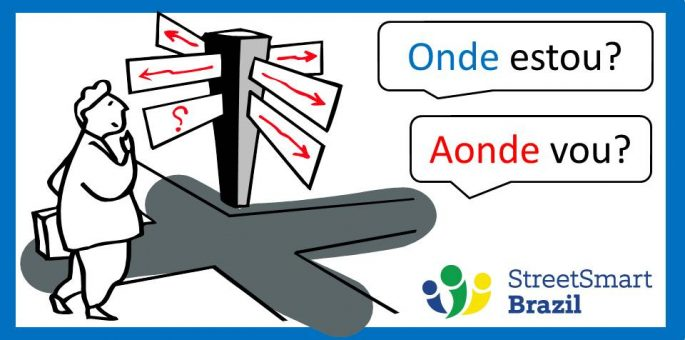 Aonde versus Onde: Say It Right in Portuguese