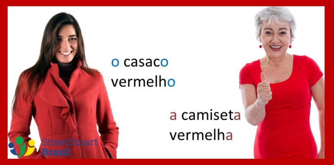 Learn the Gender of Adjectives to Speak Better Portuguese