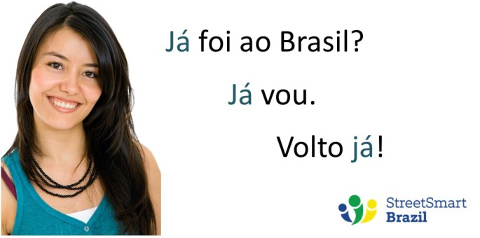 18 examples to Learn  'Já' and Speak Better Portuguese