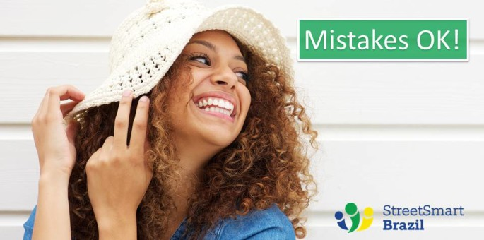 Here's Why I Want You to Make Mistakes Learning Portuguese