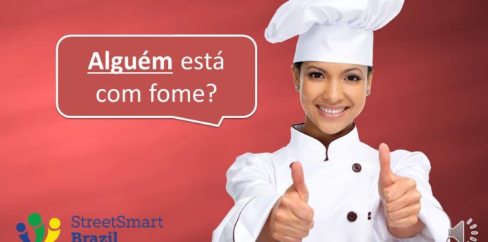 How to Say Someone/Anyone in Portuguese