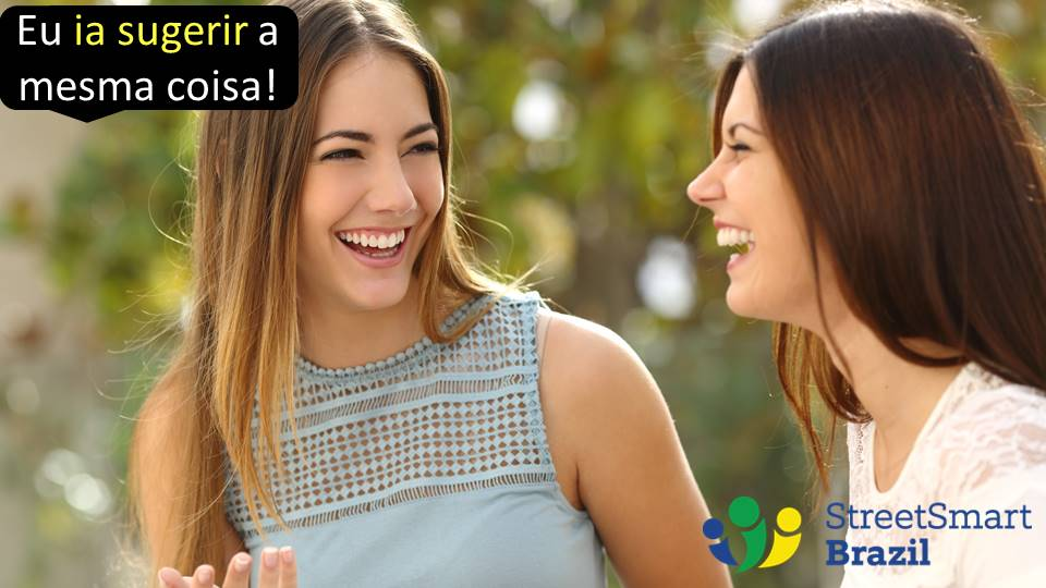 How to Say that You Were Going to Do Something: Portuguese Lesson