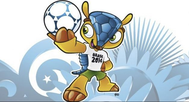 World Cup Mascot Gets Named