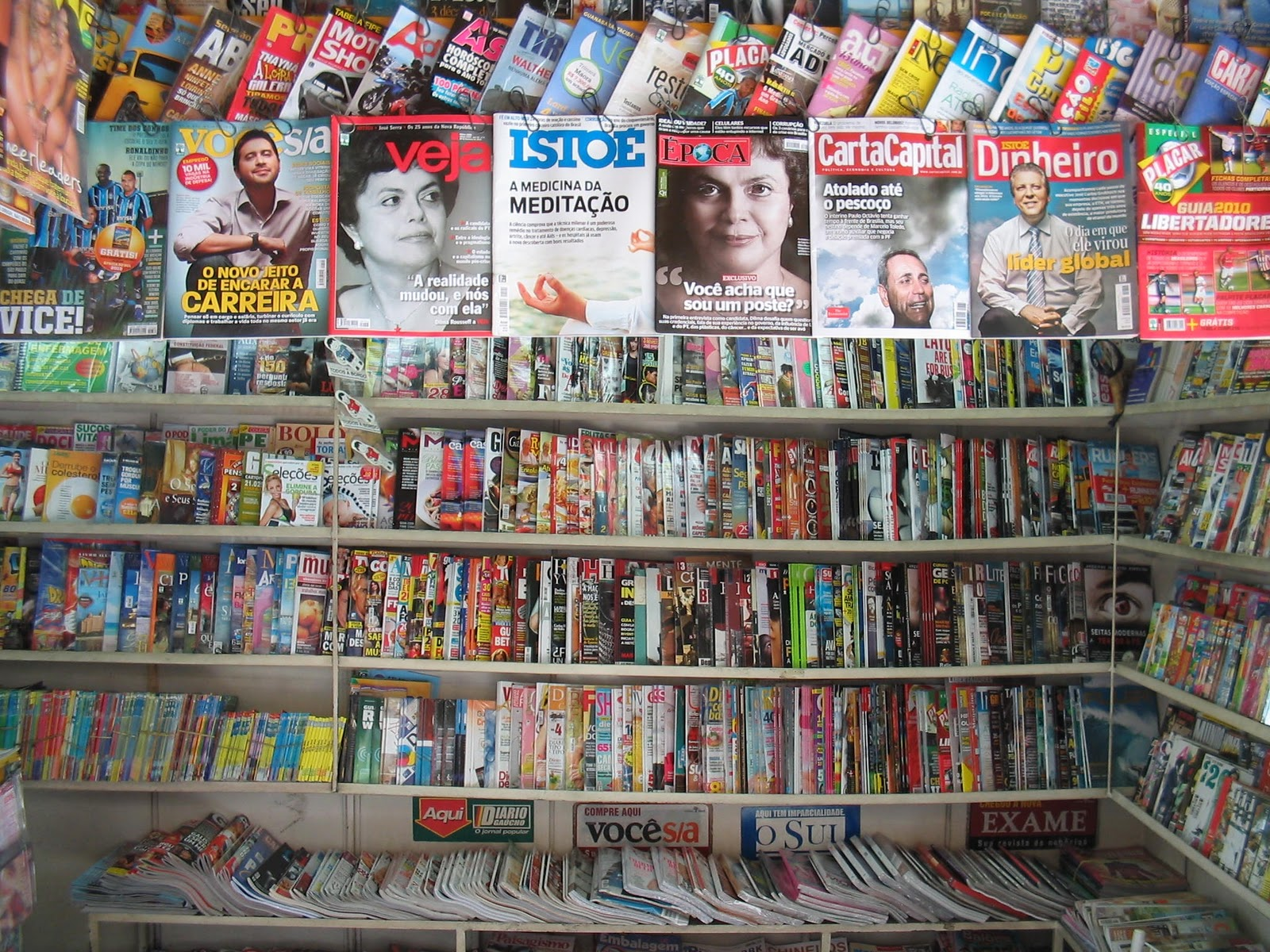 Sharpen Your Portuguese: 28 Brazilian Magazines You Can Read Online