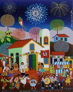 Viva São João!!! – Learn About São João Festivities – with Video and Transcription