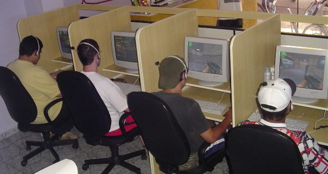 From LAN To Scam? – Regulating Cyber Cafes