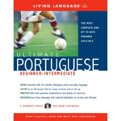 The Best Books to Learn Portuguese - Living Language Ultimate Portuguese