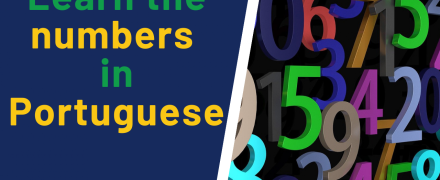 Start Counting: Learn the Numbers in Portuguese