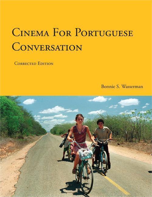 Cinema for Portuguese Conversation - books to learn portuguese