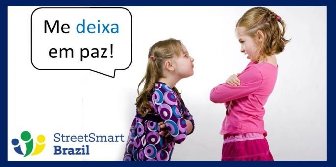 Four Meanings and Three Idiomatic Expressions with the Verb DEIXAR in Portuguese