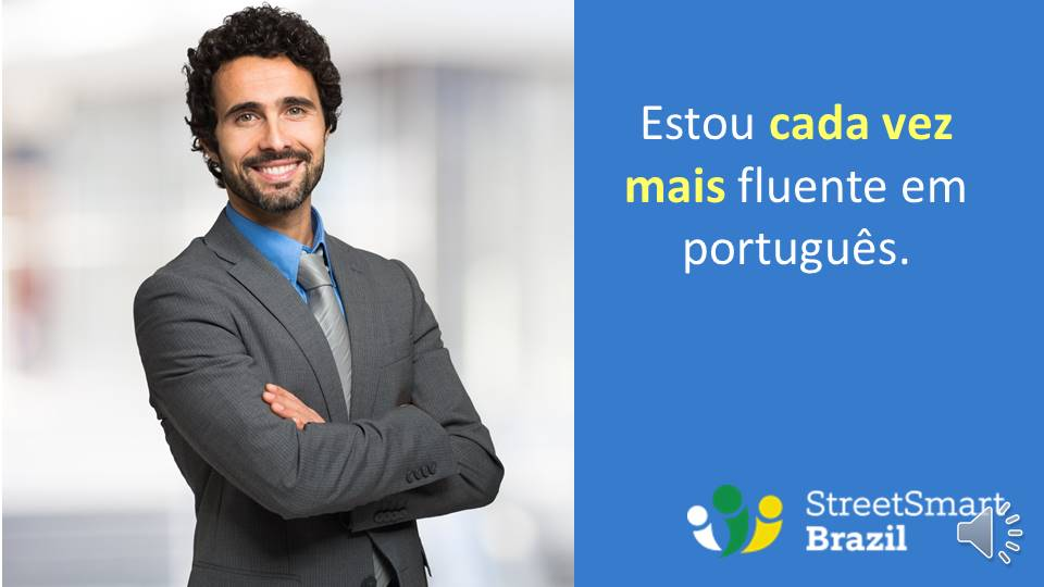 Portuguese lesson: Learn how to say More and More and Less and Less in Portuguese