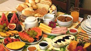 Breakfast in Brazil: Food Vocabulary - Brazilian Portuguese Flashcards