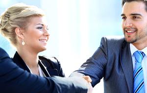 professionals-talking-handshake