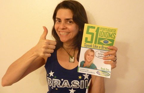 Colloquial Portuguese is a Great Holiday Gift - 51 Portuguese Idioms