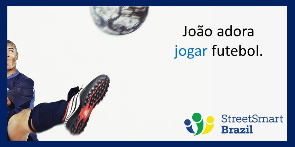 How to say To Play in Portuguese: Brincar, Tocar & Jogar
