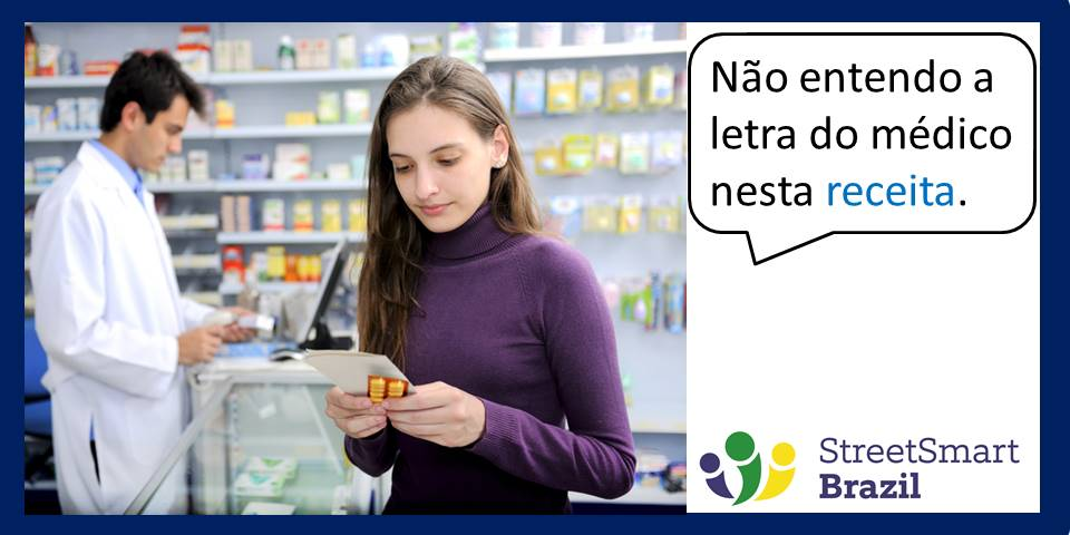 3 Different Meanings of the Word Receita in Portuguese