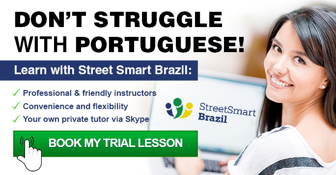 Book a Portuguese Trial Lesson with Street Smart Brazil