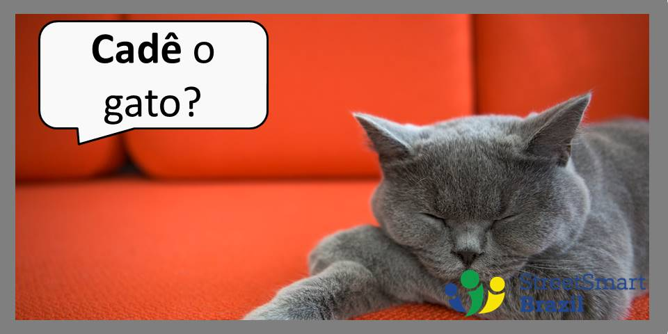 """4 Ways to Ask """"Where is"""" in Portuguese - Cadê, Onde é, Onde está, Onde fica"""