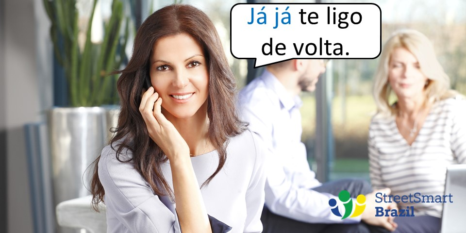 Learn the word Já in Portuguese - How to say Already in Portuguese