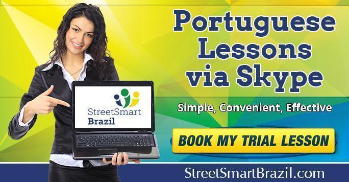 Portuguese lessons via Skype