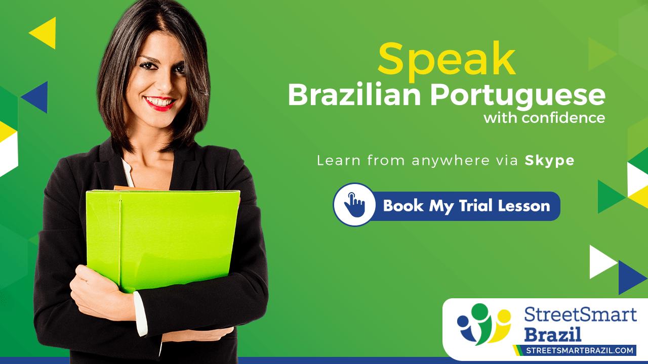 Portuguese lesson Trial Lesson
