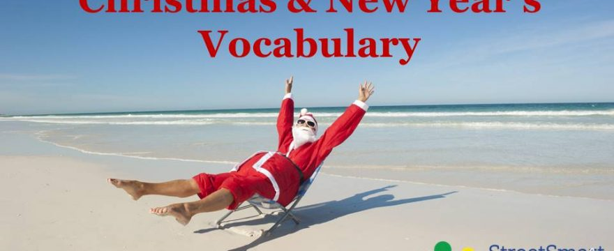 Christmas and New Year's Vocabulary in Portuguese