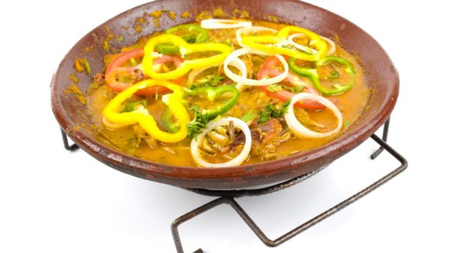Brazilian food - Moqueca