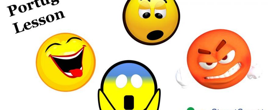10 Common Emotions in Portuguese
