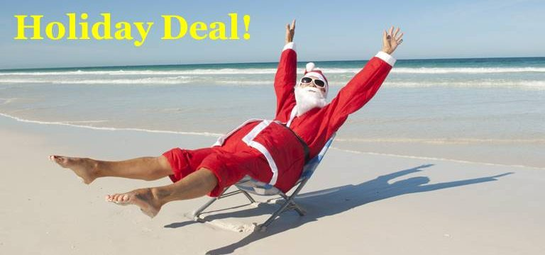 Holiday Deal: Enjoy lowest rate and write it off your taxes