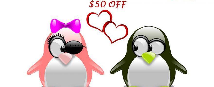 Dia dos Namorados Sale – $50 off