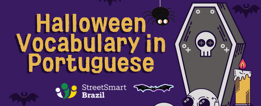50+ Halloween Words in Portuguese – Portuguese lesson