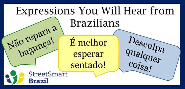 Brazilian culture 10 brazilian expressions and 1 cultural tip for brazilian culture 10 brazilian expressions and 1 cultural tip for social situations m4hsunfo