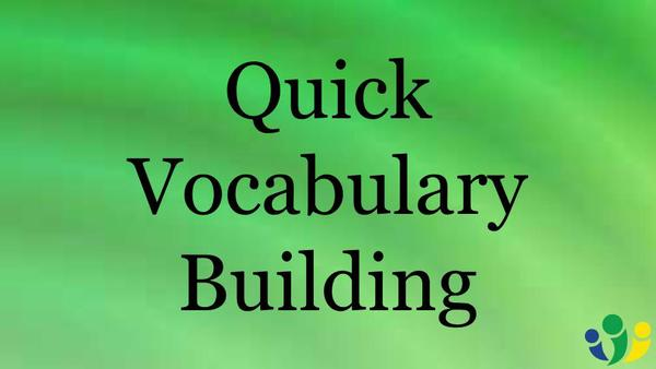 Learn Portuguese: Quick Vocabulary Building with Cognates - with Video