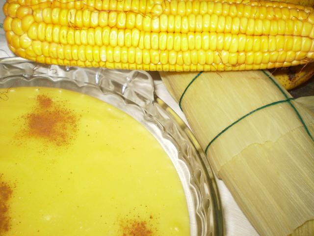 pamonha canjica milho brazil cuisine