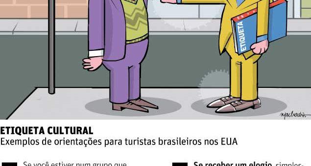 A Brazilian Bank's Guide to Etiquette