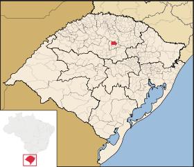 Don't-Touch-Me, Rio Grande do Sul