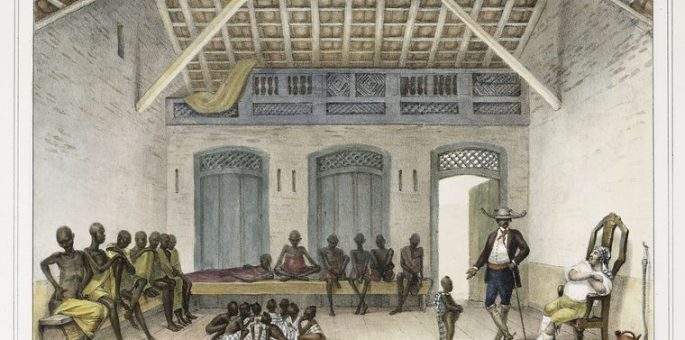 The Slave Markets of Colonial Brazil