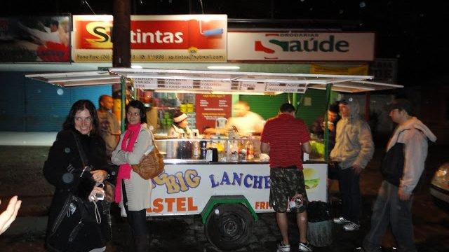 Brazilian fast food: The Podrão and the X-Tudo Sandwich