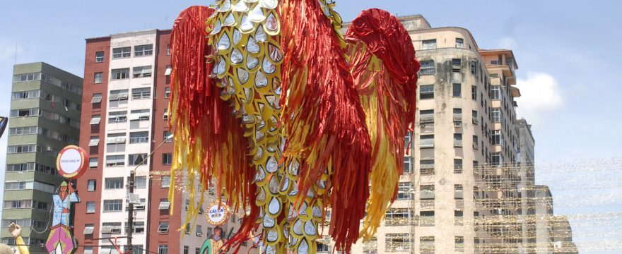 Carnival: Roosters in Recife Sing Frevo