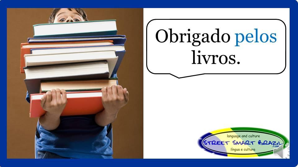Learn Portuguese: Obrigado Por or Obrigado Para? How to give thanks in Portuguese
